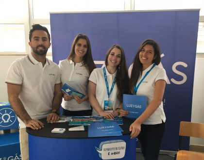 LUZiGÁS takes part in the UAlg Careers Fair
