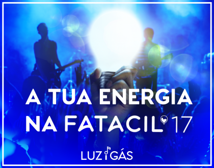 A LUZiGÁS vai estar presente na FATACIL 17