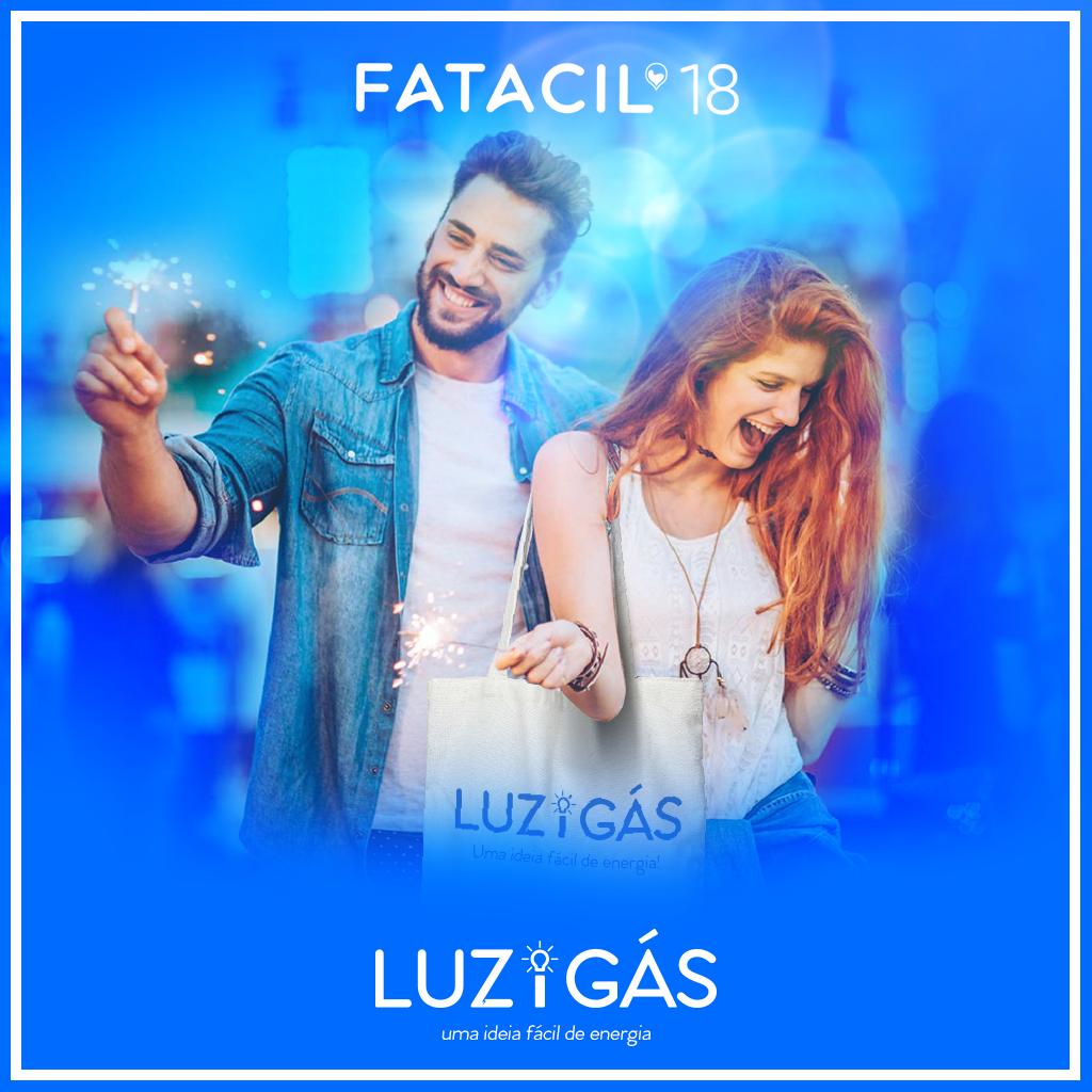 A Luzigás vai uma vez mais estar presente na FATACIL 2018